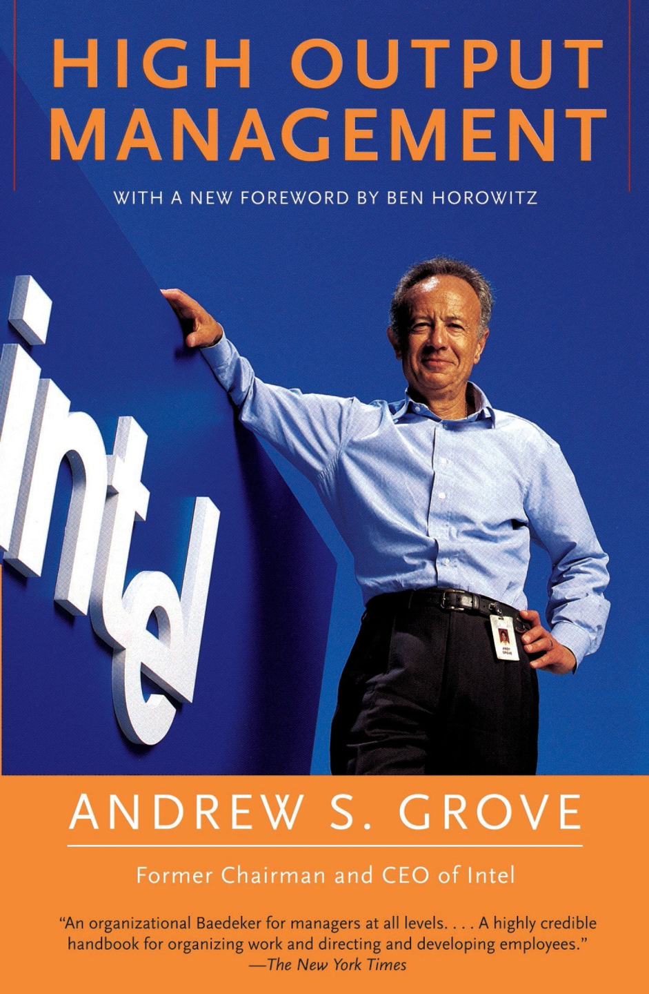 11 Books On Collaboration Teamwork And Management High Output Management