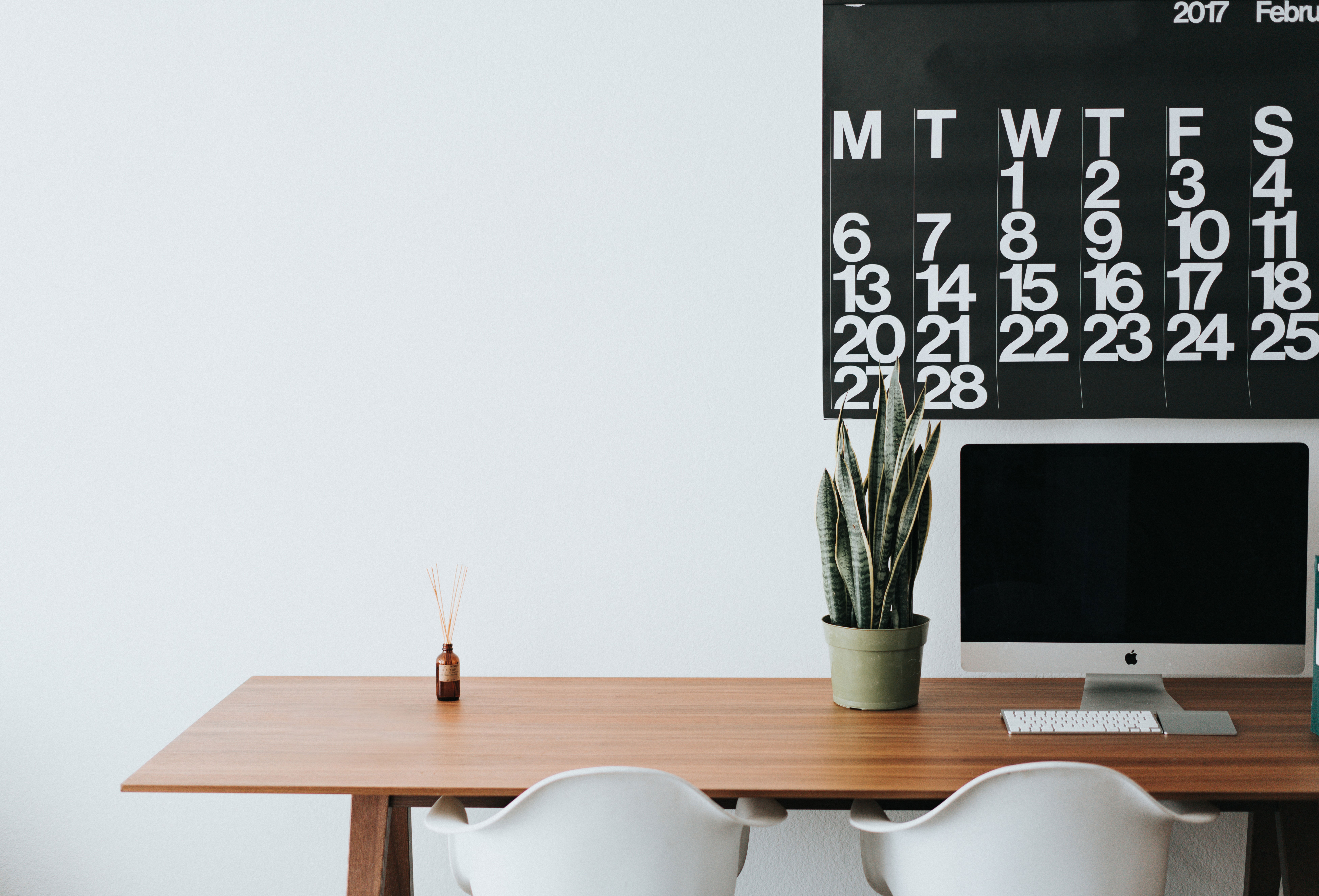 Work from home proven strategies use a dedicated workspace